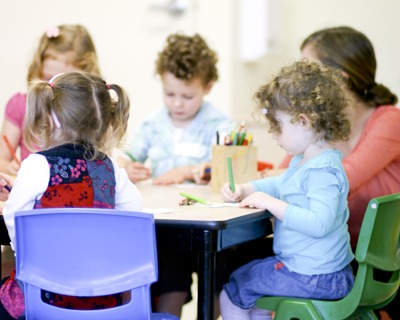 EV Kids preschool_Pathway