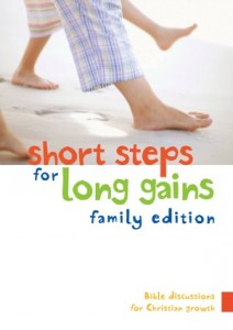 Short Steps for Long Gain (Family Edition) - Kathy and Simon Manchester