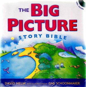 The Big Picture Story Book - David Helm