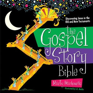 The Gospel Story Bible - Marty Machowski