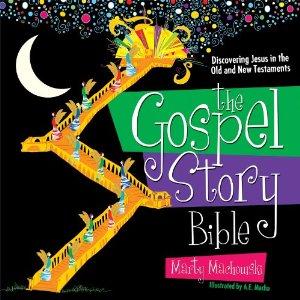 The Gospel Story Bible - Marty Machowski